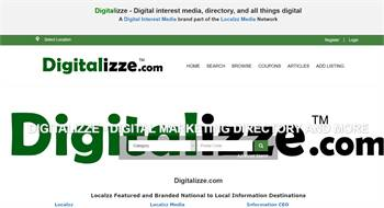 Digitalizze - Digital interest media, directory, and all things digital